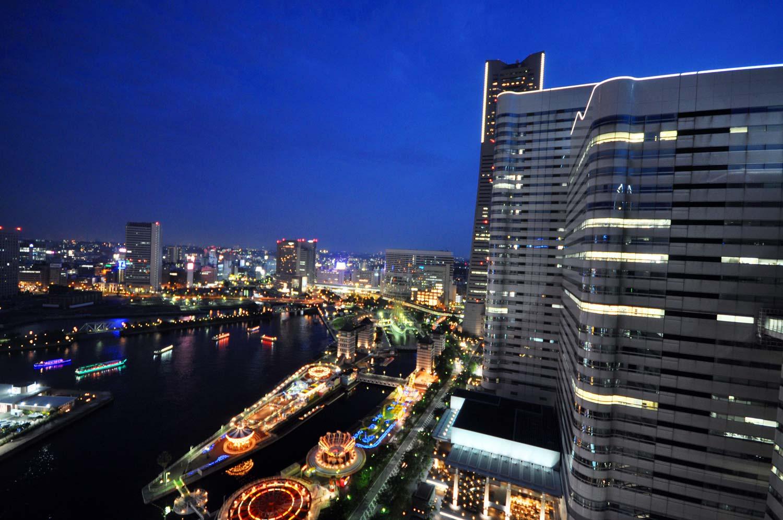 Night and day in Yokohama – Minato Mirai | Tokyobling's Blog
