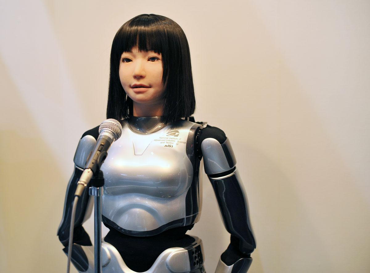 Resultado de imagen para singing robot