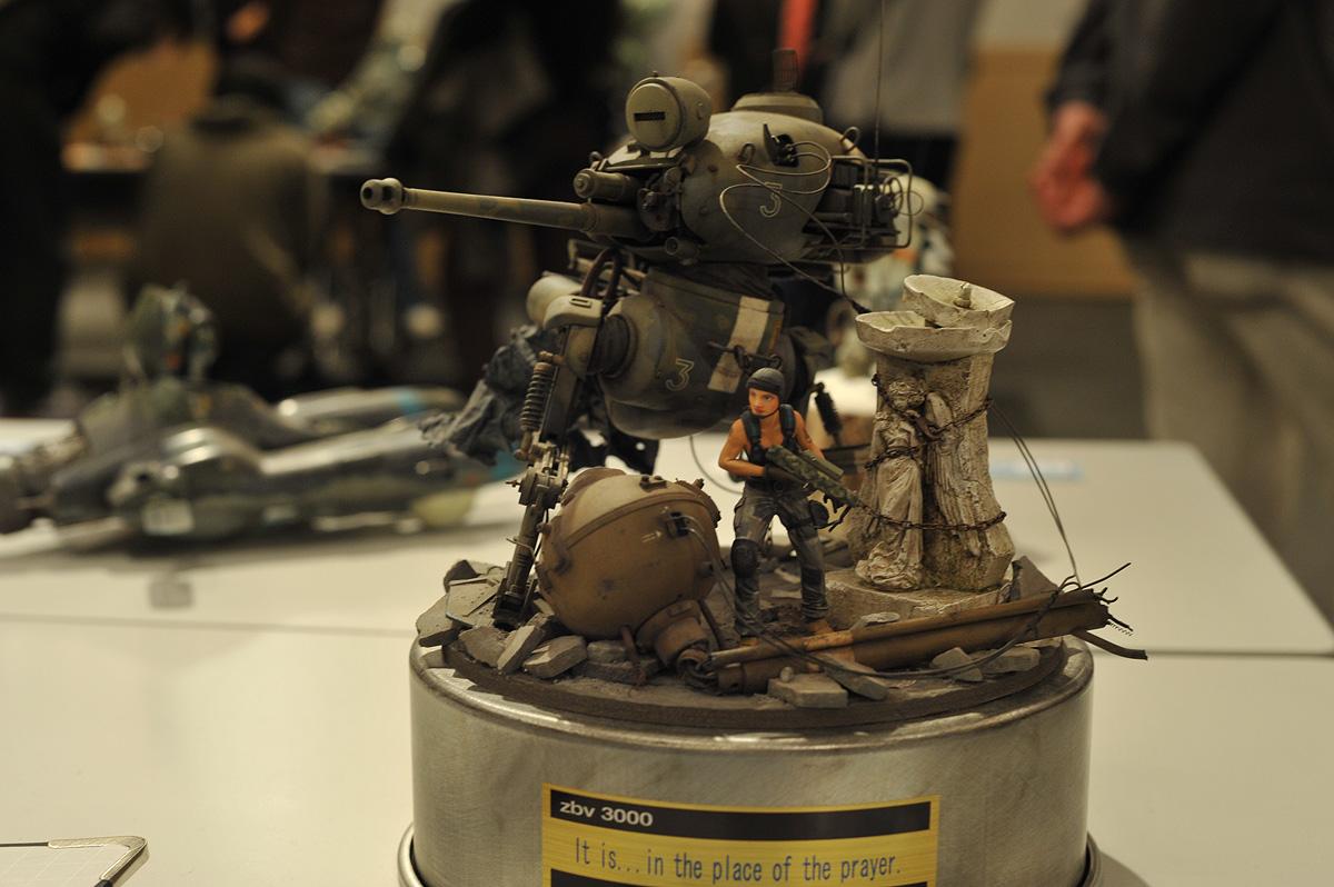Maschinen Krieger 5th Expo Tokyobling S Blog