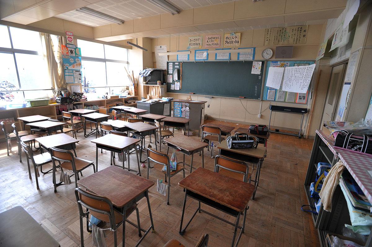 Inside Kadowaki Elementary School Tokyobling S Blog