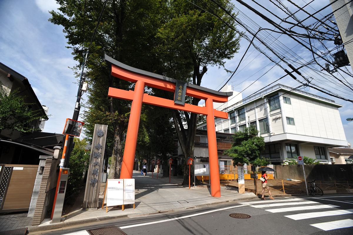 Akagi Shrine – Kagurazaka | Tokyobling's Blog  Akagi Shrine �...