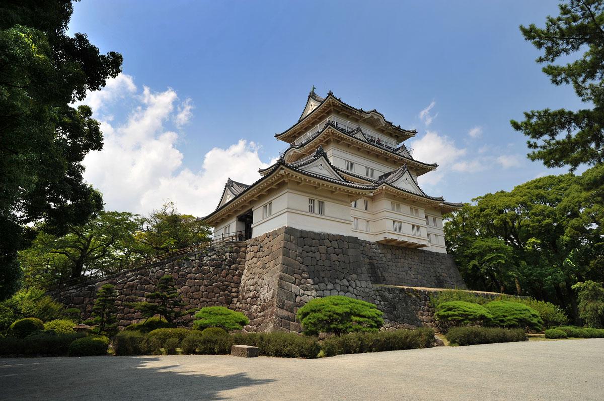 Odawara Castle Tokyobling S Blog