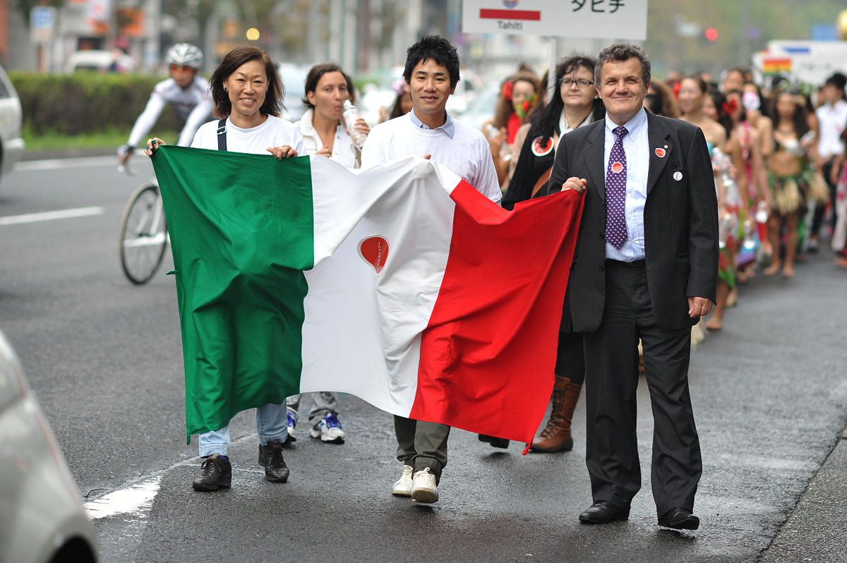 Italians For Tohoku – Grazie mille! | Tokyobling's Blog
