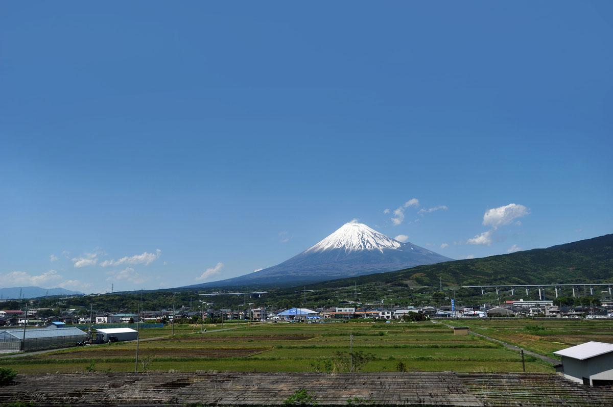 Mount Fuji in the Spring | Tokyobling's Blog