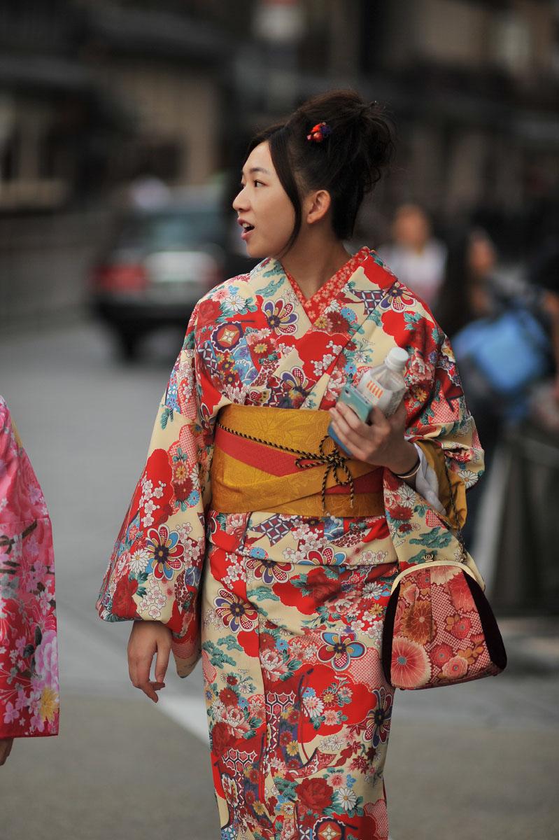 Fashion Kimonos