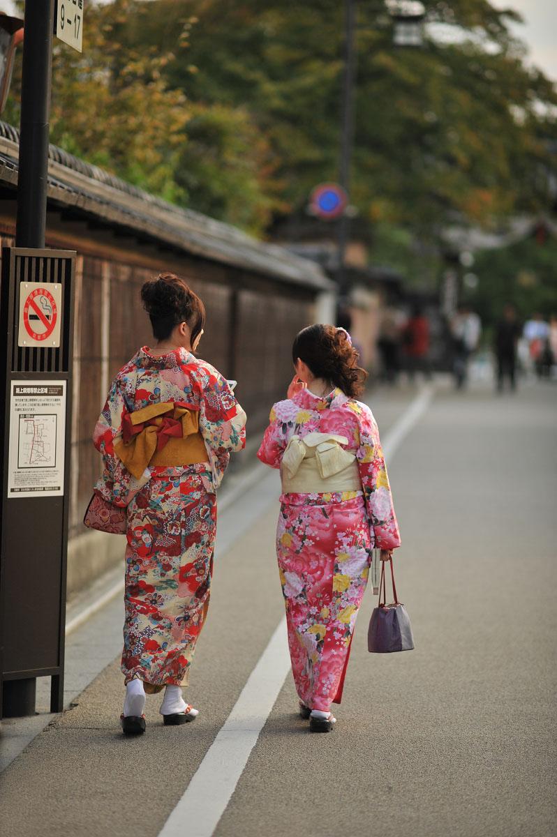 Since I Love The Kimono Style Dresses I Ve Seen On: Kyoto Kimono Beauties