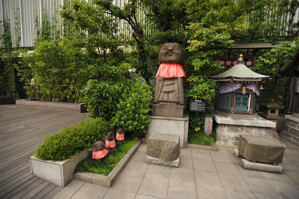 Mitsukoshi Roof Top Garden Ginza Tokyobling S Blog