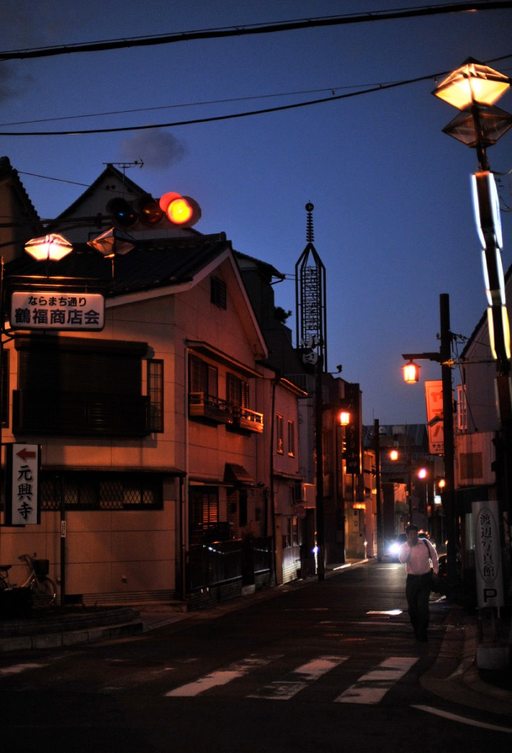 nara_old_town_by_night_7412
