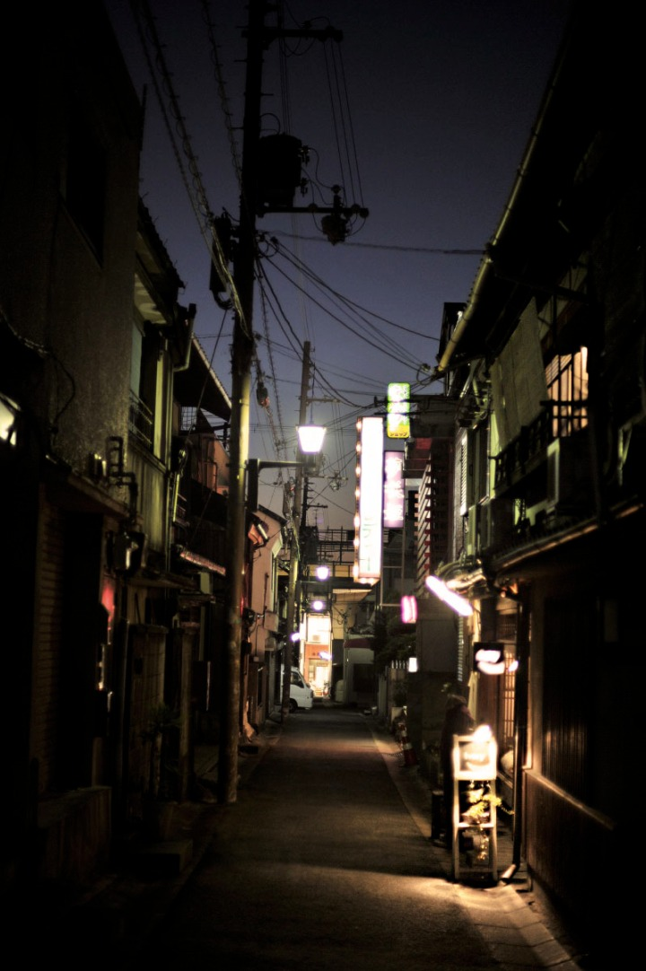 nara_old_town_by_night_7486