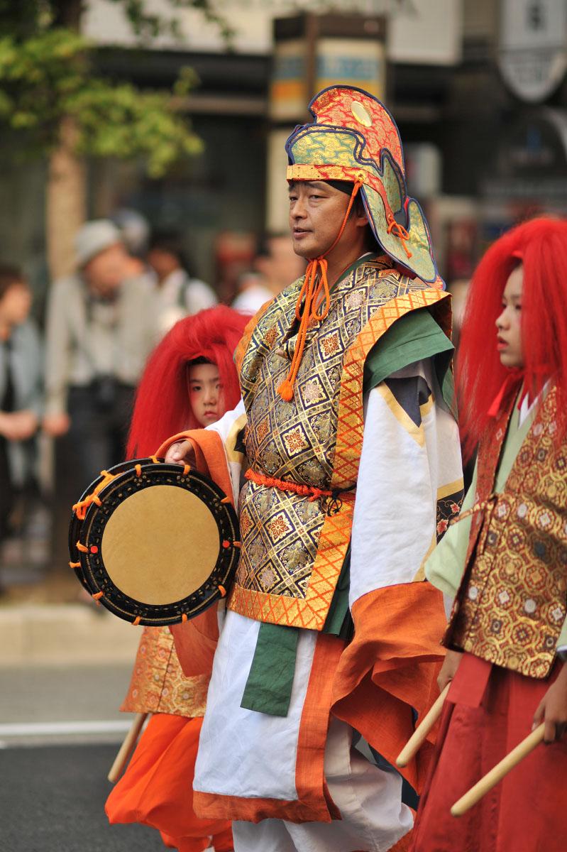 Kyoto Jidai Matsuri – Colorful Costumes   Tokyobling's Blog