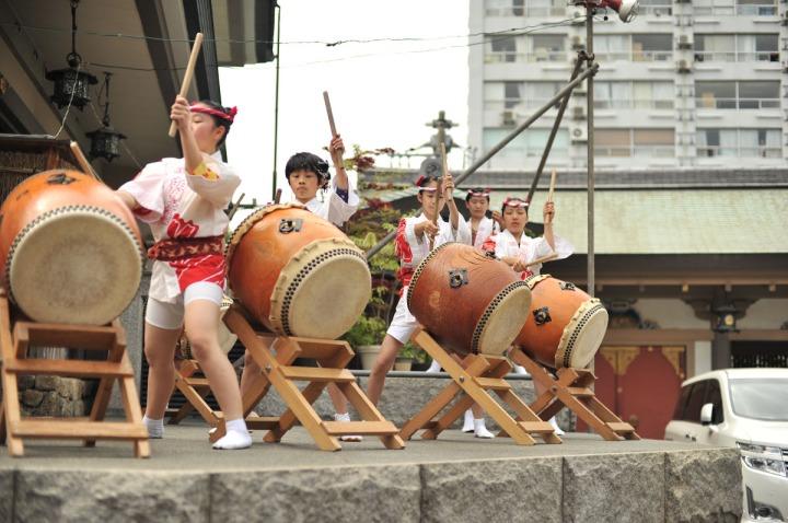 shiraume_taiko_drummers_yutenjin_9830