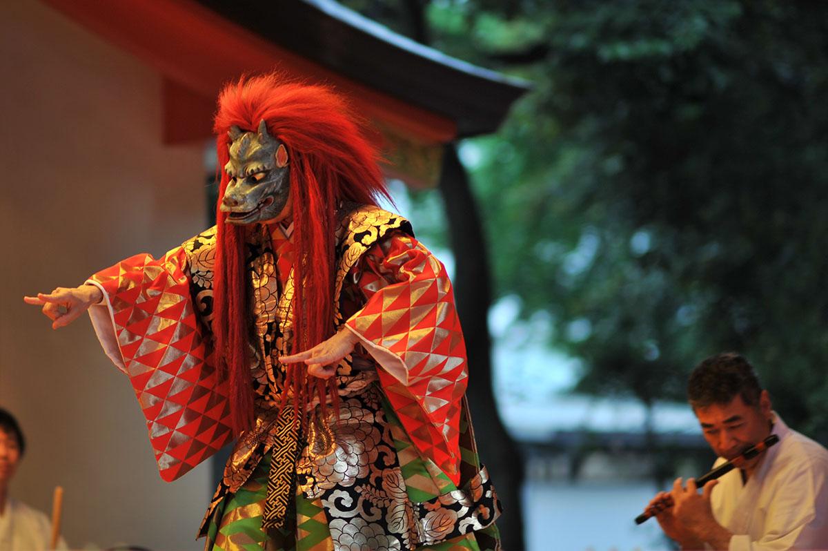 Noh Theatre Tokyobling S Blog