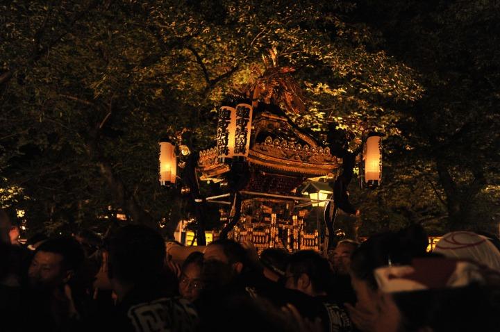yasukuni_shrine_mitama_matsuri_1887