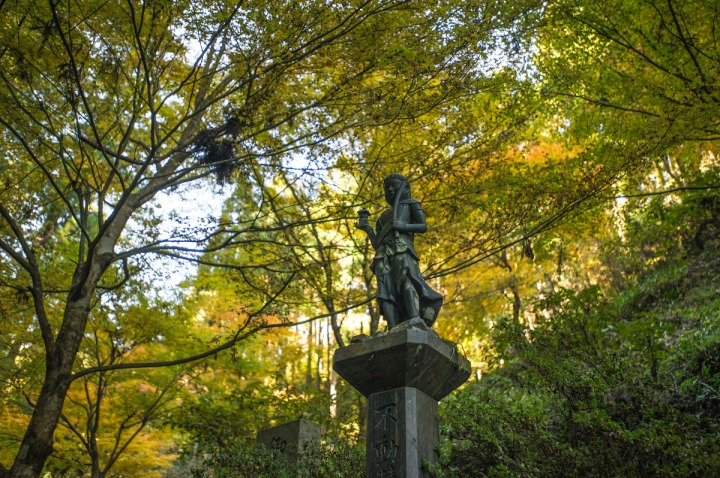 takaosan_buddhist_statue_8405