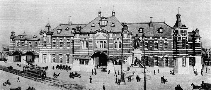 manseibashi_station_historic_photo