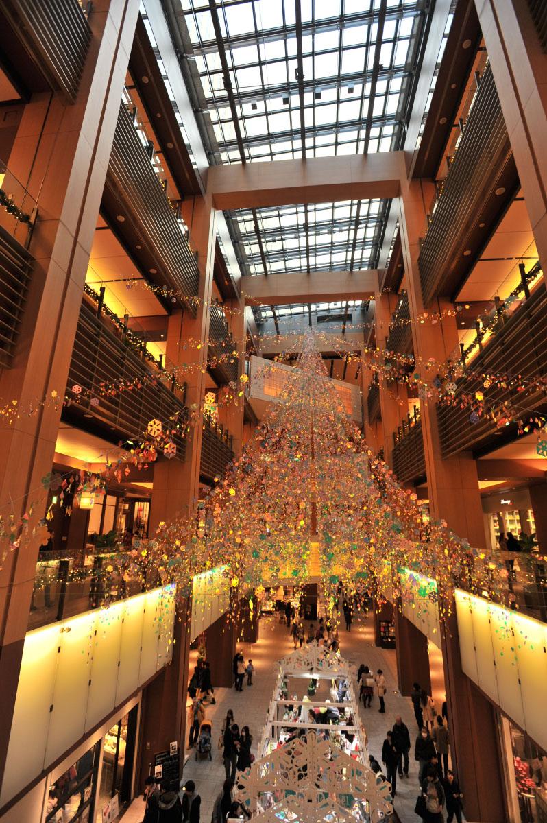 Christmas Illuminations At Tokyo Midtown Tokyoblings Blog