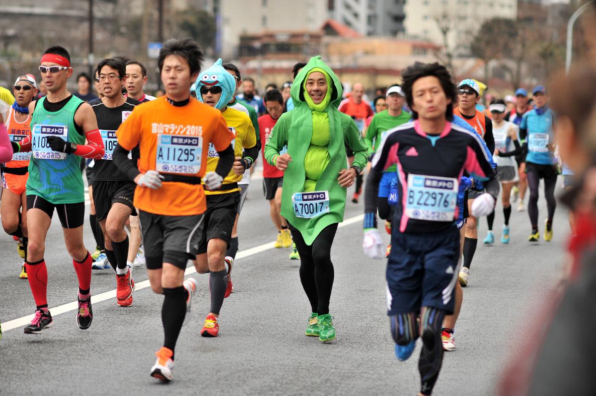 Tokyo Marathon     Run...