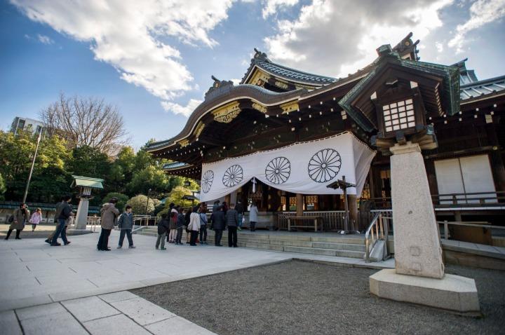 yasukuni_shrine_sakura_8941