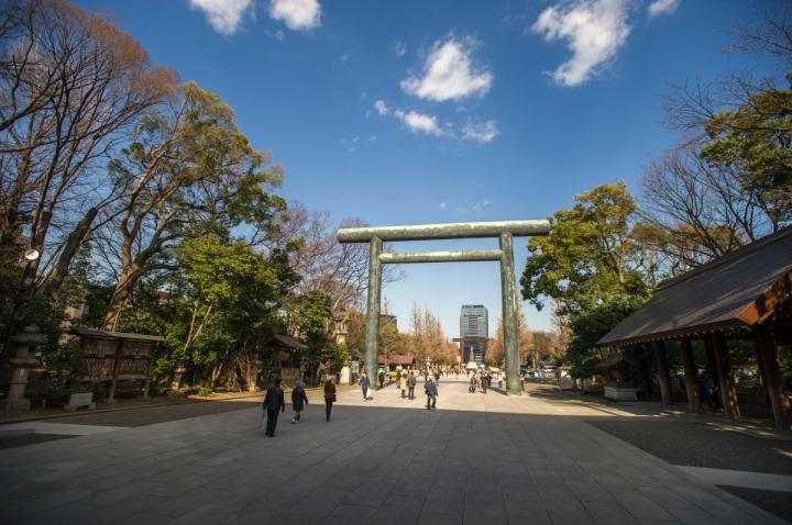yasukuni_shrine_sakura_8949