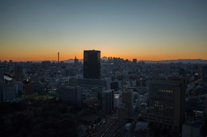 tokyo_sunset_bunkyo_ward_office_1285