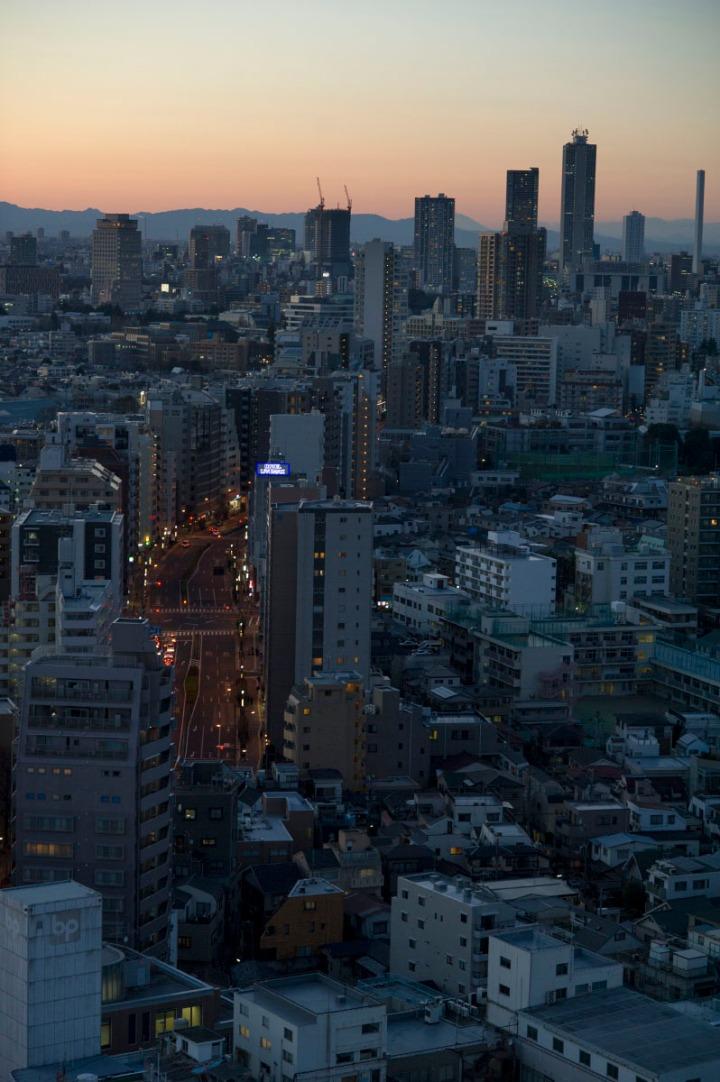 tokyo_sunset_bunkyo_ward_office_1337