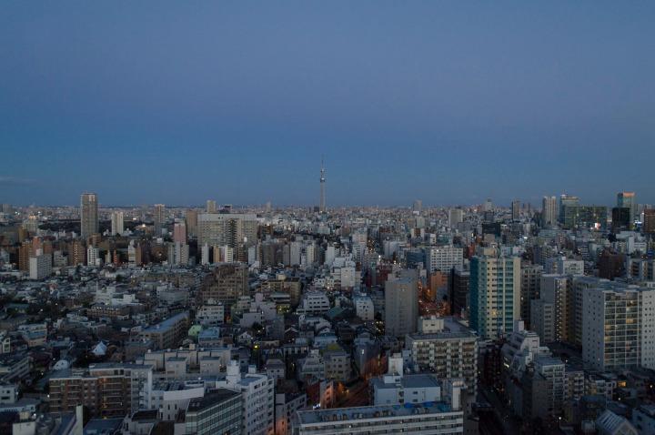 tokyo_sunset_bunkyo_ward_office_1352