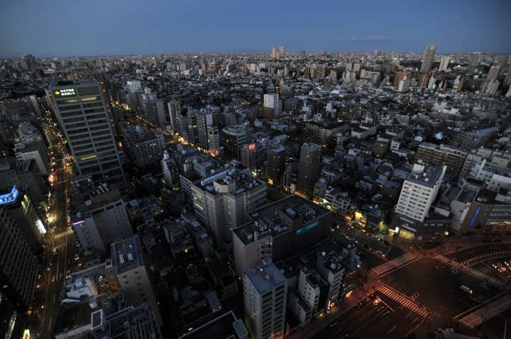 tokyo_sunset_bunkyo_ward_office_1371