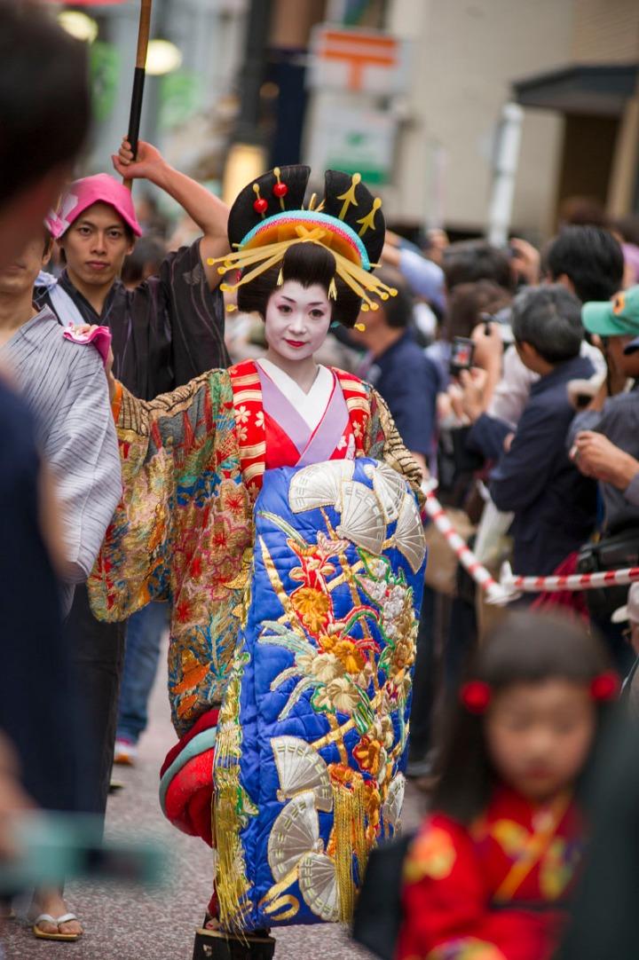 kitashinagawa_oiran_parade_2014_3248