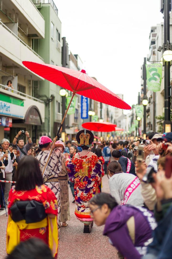 kitashinagawa_oiran_parade_2014_3346