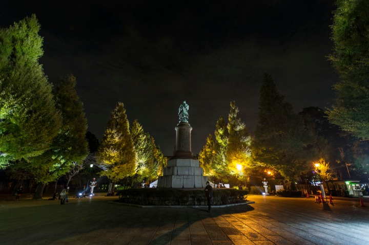 yasukuni_shrine_lightup_7097