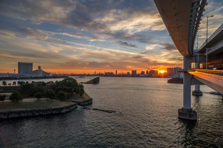 rainbow_bridge_southside_sunset_0652