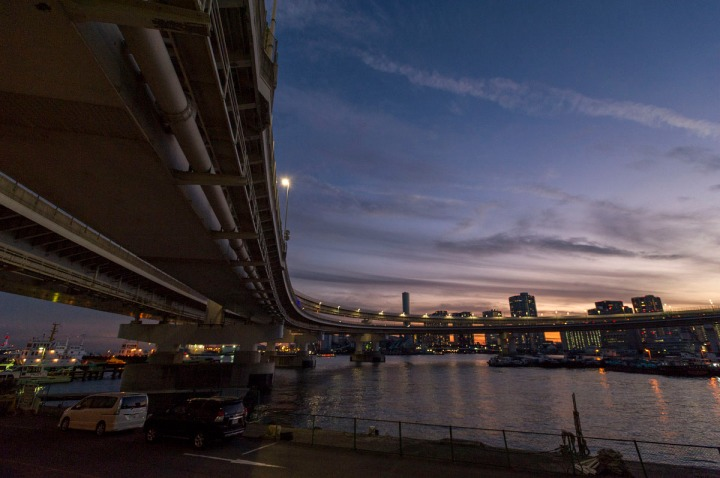 rainbow_bridge_southside_sunset_0849